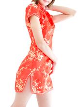 チャイナ服(赤)