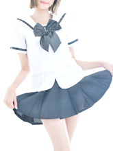 制服(黒リボン)